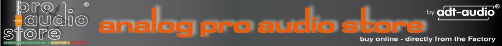 pro audio store