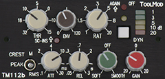 VCA Compressor Version h