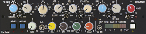 MS Mastering Compressor Version h