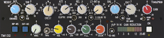 MS Mastering Compressor, Version h
