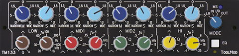 Mastering MS Equalizer, Version h