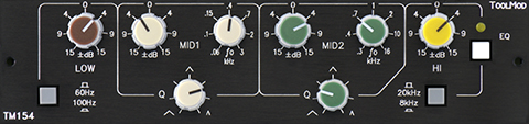 4-Band-EQ Version h