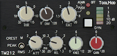 Stereo Compressor Version h